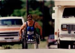 Photo of Rick Hansen